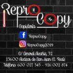 Servicio de Reprografía, material escolar y de oficina, impresión digital, regalo personalizado, fotocopias.